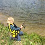 Anthony- Fishing