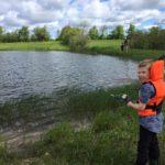 Josh- Fishing